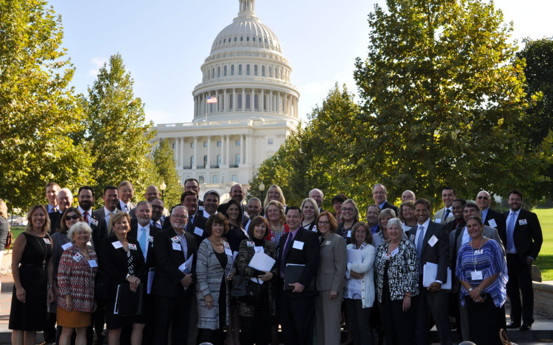 CAI Advocates Storm Capitol Hill for FEMA & Housing Finance Reform