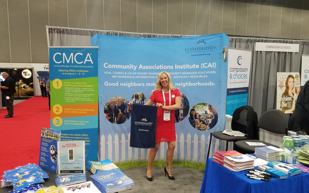 CAI Exhibiting for You at the National Conference of State Legislatures