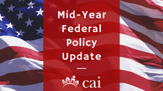 Mid-Year Federal Policy Update
