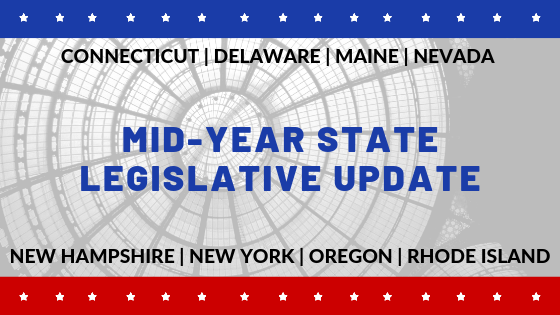Mid-Year State Legislative Update