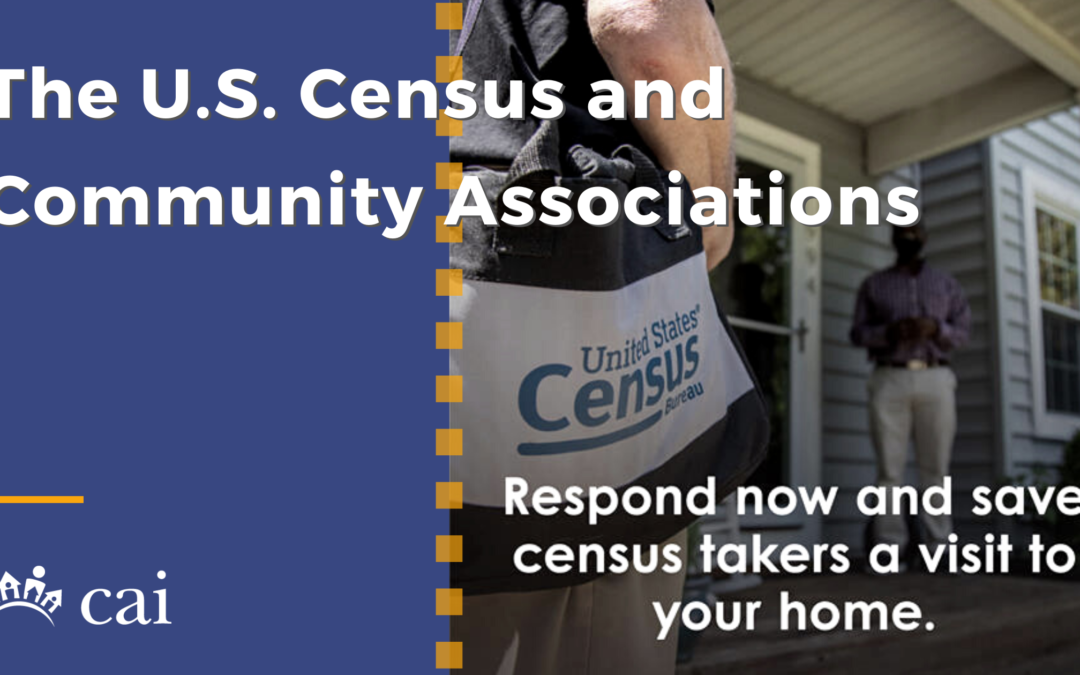 The U.S. Census and Community Associations